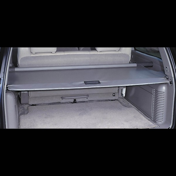 2014 Yukon Denali XL Cargo Security Shade, With Power Liftgate, Light Cashmere