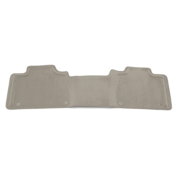 Floor Mat- Second Row 1 Piece, Titanium w/o Logo
