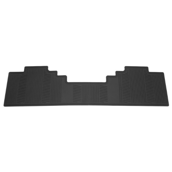 Floor Mats - Rear - Premium All Weather - 2nd Row - 1 Piece, Ebo