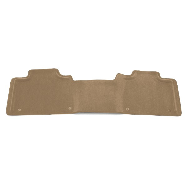 Floor Mats - Rear Molded Carpet  - 1 Piece, Cashmere