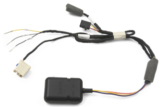 Vehicle Security System, Vehicle Security Shock Sensor Package -