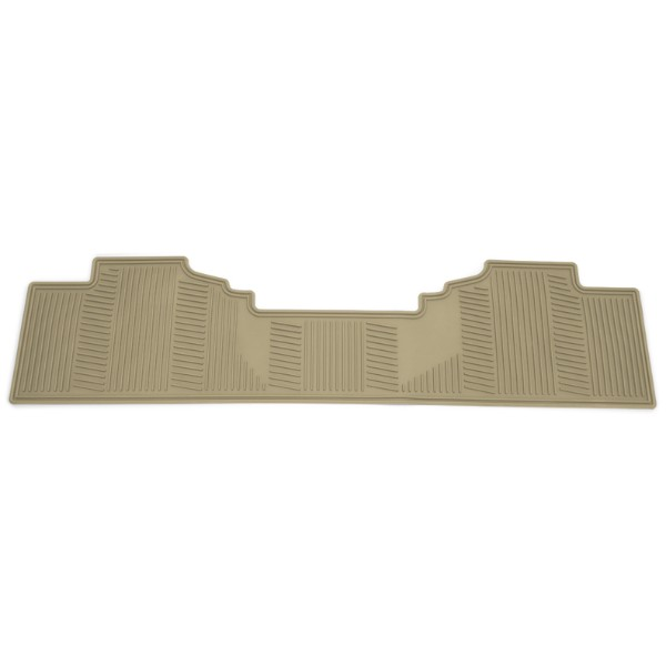Floor Mat - Second Row 1 Piece, Cashmere w/o Logo