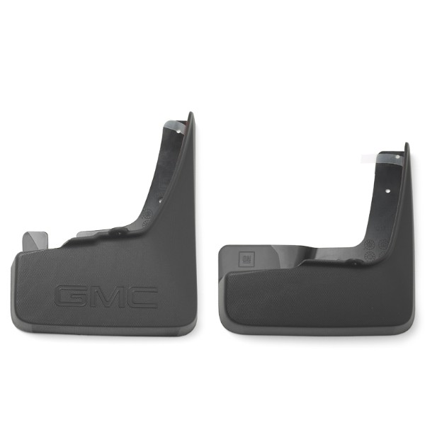 Splash Guards - Front and Rear - Molded Front and Rear Sets, GMC