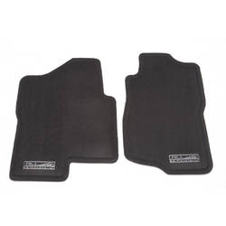 2013 Sierra 1500 Floor Mats, Rear Carpet Replacements, All Terrain Package, Ebony