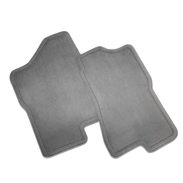 2014 Yukon Denali XL Floor Mats Front Carpet Replacements, Titanium