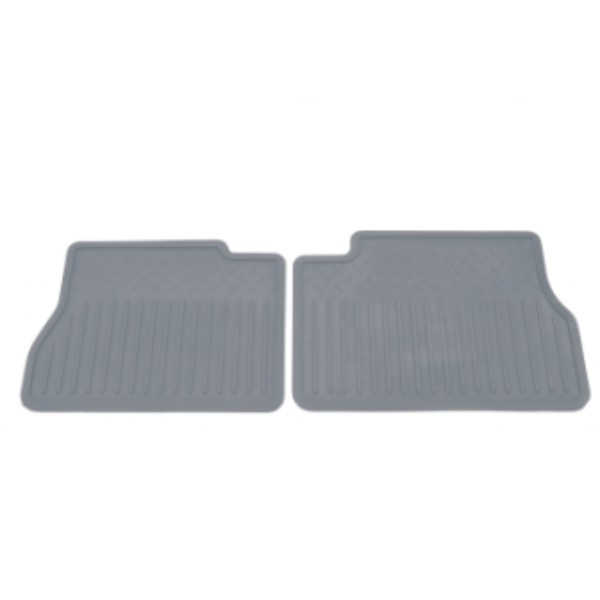 Floor Mats - Carpet Replacements - Second Row Set, Titanium w/o
