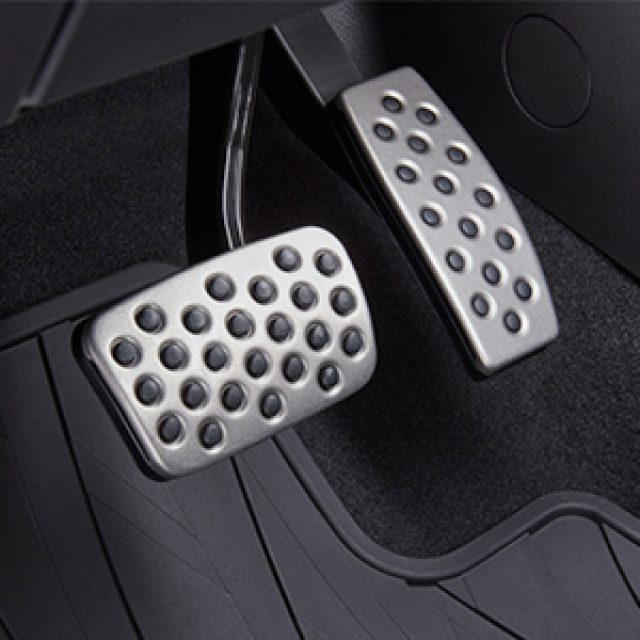 2014 LaCrosse Pedal Cover, For Automatic Transmission