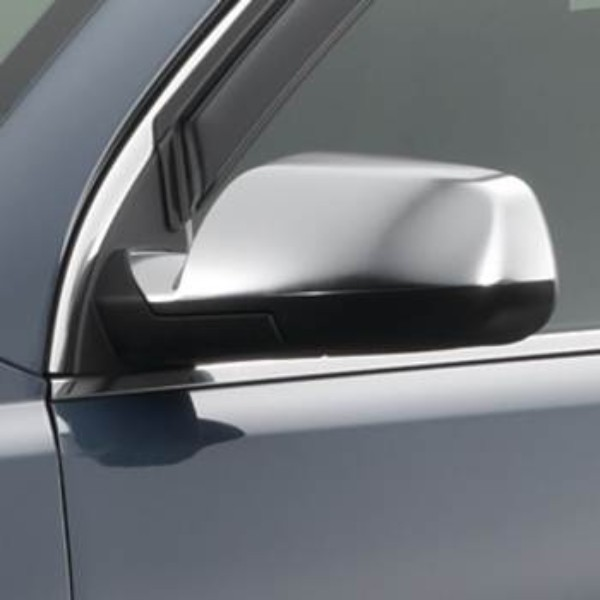 Terrain Outside Rear View Mirror Covers, Chrome