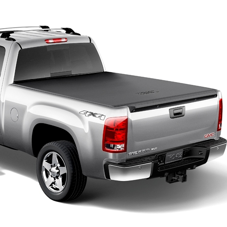 2013 Sierra 1500 Soft Tonneau Cover - 8' Long Box