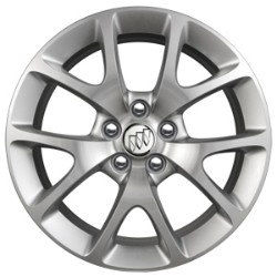 2014 Regal 19 inch Wheel, Polished/Painted, OG241, Single