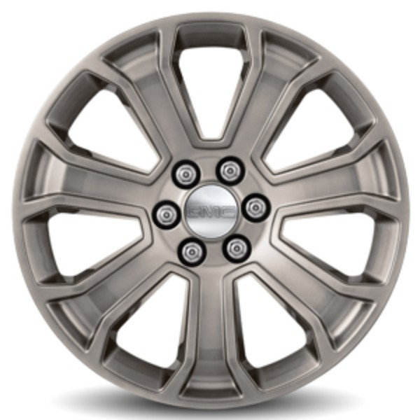 2016 Yukon Denali XL 22 inch Wheel, 7-Spoke Silver CK163 SFI