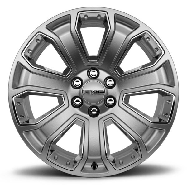 2015 Yukon Denali XL 22 inch Wheel, CK190, SINGLE
