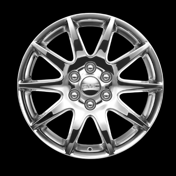 2014 Enclave 19 inch Wheel, Chrome 10-spoke design, RV019