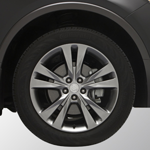 2014 Encore 18 inch Wheel, 5-Split-Spoke Design, Aluminum JA558 - SINGLE