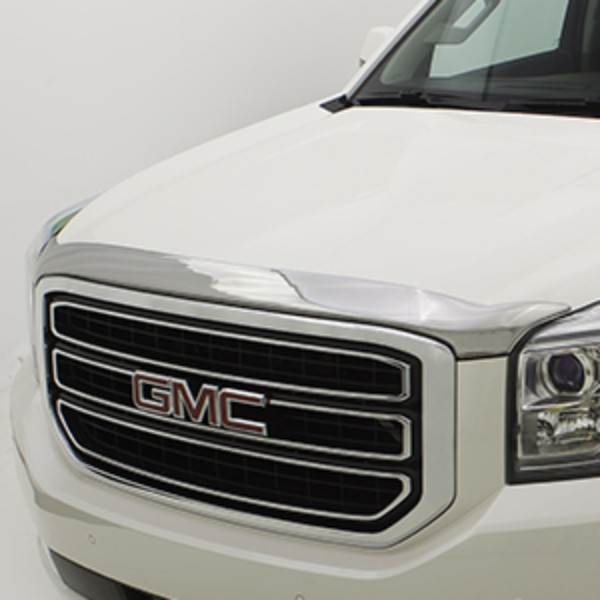 2016 Yukon Molded Hood Protector, Chrome