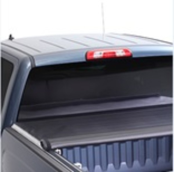 2017 Sierra 2500 Tonneau Cover, Sport Roll Soft Roll-Up - 6' 6""