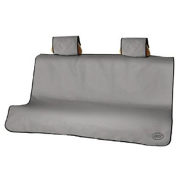 2018 Canyon Pet Friendly Rear Bench Seat Cover, Gray