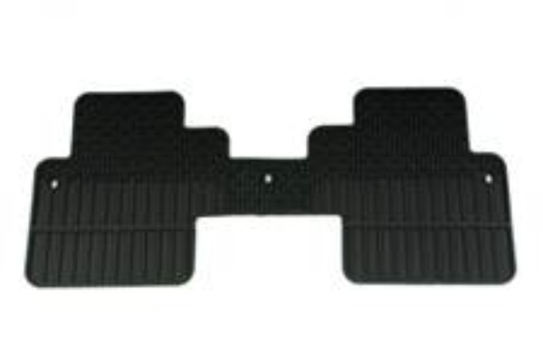 2014 Acadia Floor Mats, Rear Carpet Replacements, 2nd Row, Captains Ch
