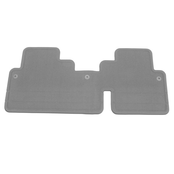 2014 Acadia Floor Mats, Rear Carpet Replacements, Titanium, 2nd row ca