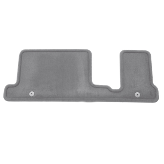 Floor Mats - Third Row Carpet Replacements - Titanium (83i)