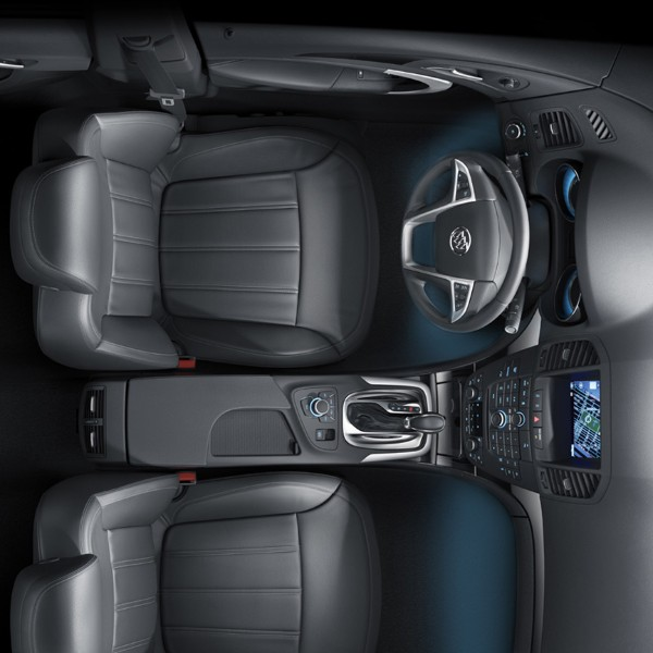 2014 Regal Ambient Lighting, Cup Holder Only