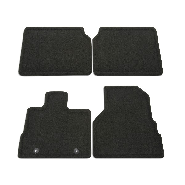 2015 Terrain Floor Mats Front and Rear Carpet Replacements Jet Black