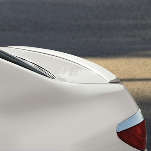 2015 Verano Spoiler Kit, Flushmount, Summit White (GAZ)