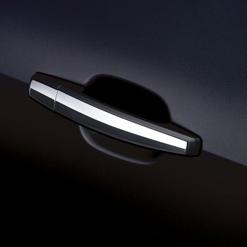 2015 Regal Door Handles, Front & Rear Sets, Black