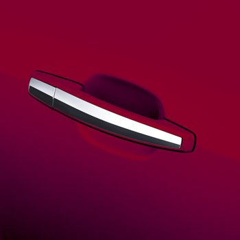 2015 Regal Door Handles, Front & Rear Sets, Crystal Red Tintcoat