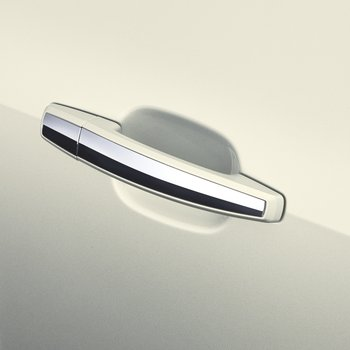 2015 Regal Door Handles, Front & Rear Sets, White Diamond Tricoat