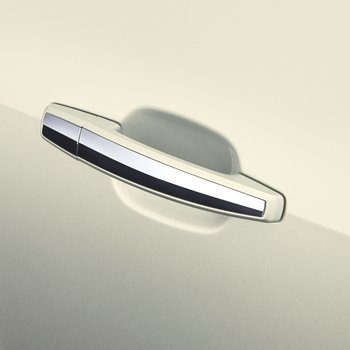 2015 Regal Door Handles, Front & Rear Sets, Champagne Silver Metallic