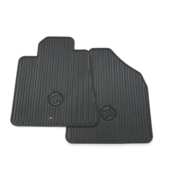 2017 Enclave Floor Mats - Front Premium All-Weather - Tri-Shield