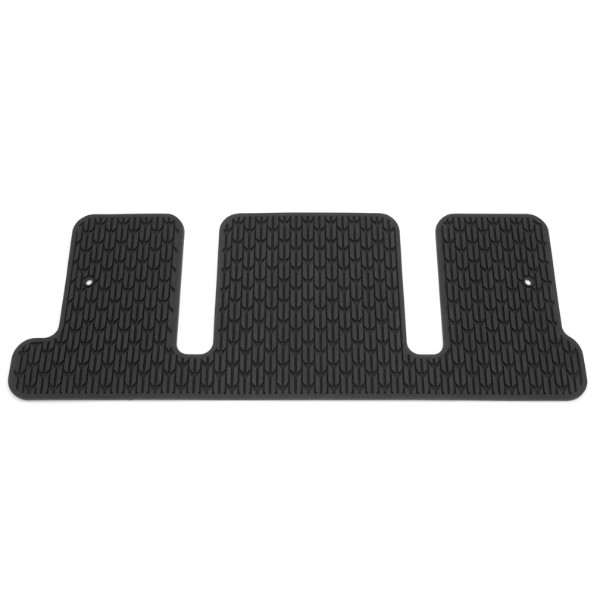2014 Acadia Floor Mats Third Row Premium All Weather 3rd Row Captains