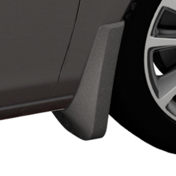 2015 Verano Splash Guards, Front Molded, Smoky Gray (GLJ)