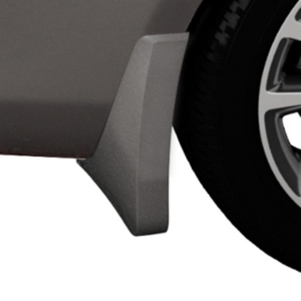 2015 Verano Splash Guards, Rear Molded, Smoky Gray (GLJ)
