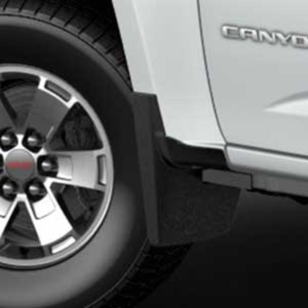 2015 Canyon Splash Guards - Front and Rear Molded
