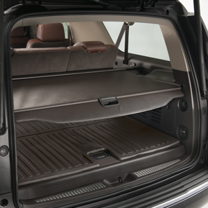 2016 Yukon Denali XL Cargo Security Shade, Cocoa
