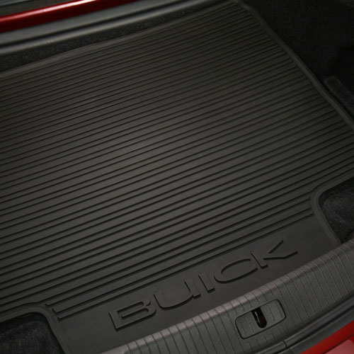 2015 LaCrosse Cargo Area Mat, Premium All Weather, Black, 3.6L Engine