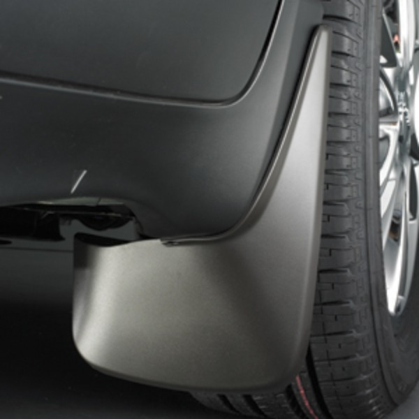 2014 Acadia Splash Guards - Front Molded, Black