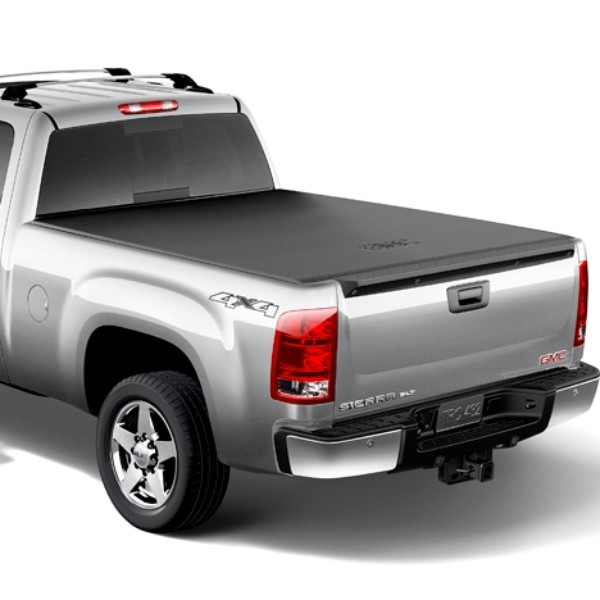 2014 Sierra 3500 Tonneau Cover Soft RollUp Soft 8ft Long Box