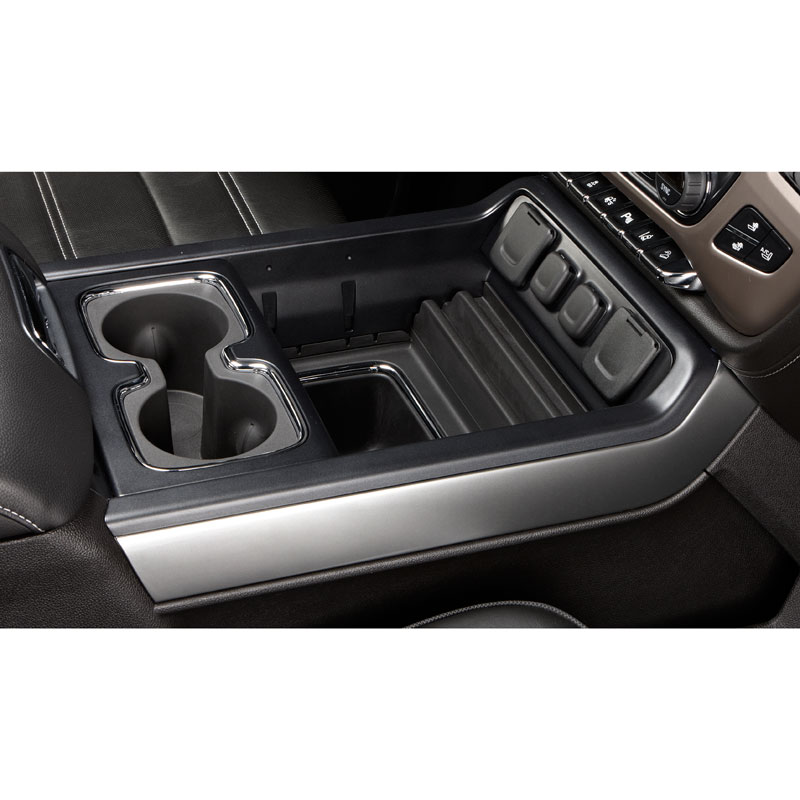 2015 Sierra 1500 Interior Trim Kit, Double Cab, Synthesis