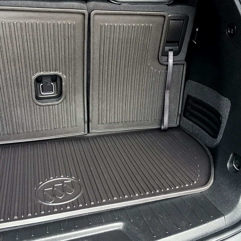 2015 Enclave Integrated All Weather Cargo Tray