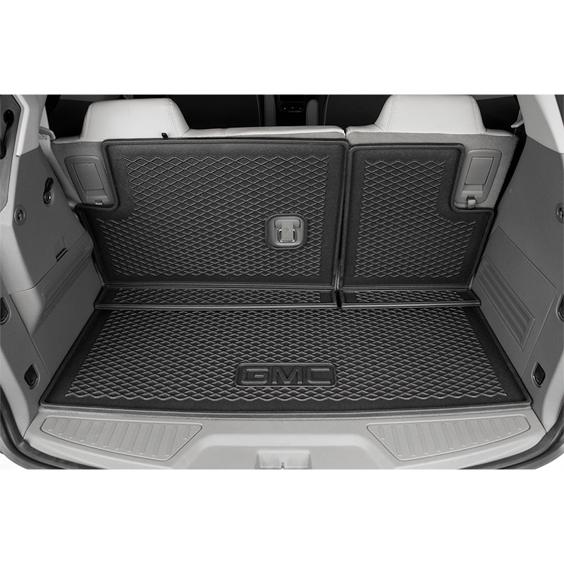 2015 Acadia Integrated Cargo Liner, Ebony