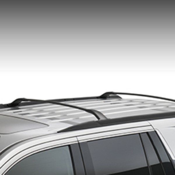 2016 Yukon Denali XL Roof Rack Cross Rail Package, Black