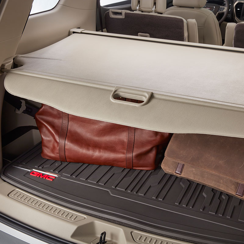 2017 Acadia DENALI Cargo Security Shade, Shale
