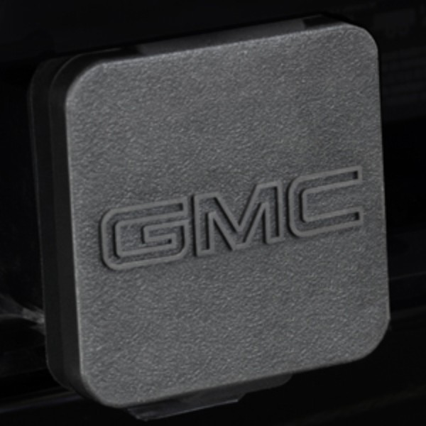 2018 Canyon Hitch Receiver Cover W/ Embossed GMC Logo