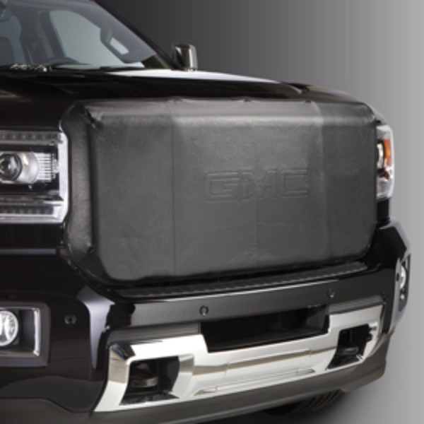 Gmc Denali Diesel >> 2016 Sierra 3500 Front Grille Cover Package (Diesel Engine - GMC), ShopGMCParts.com