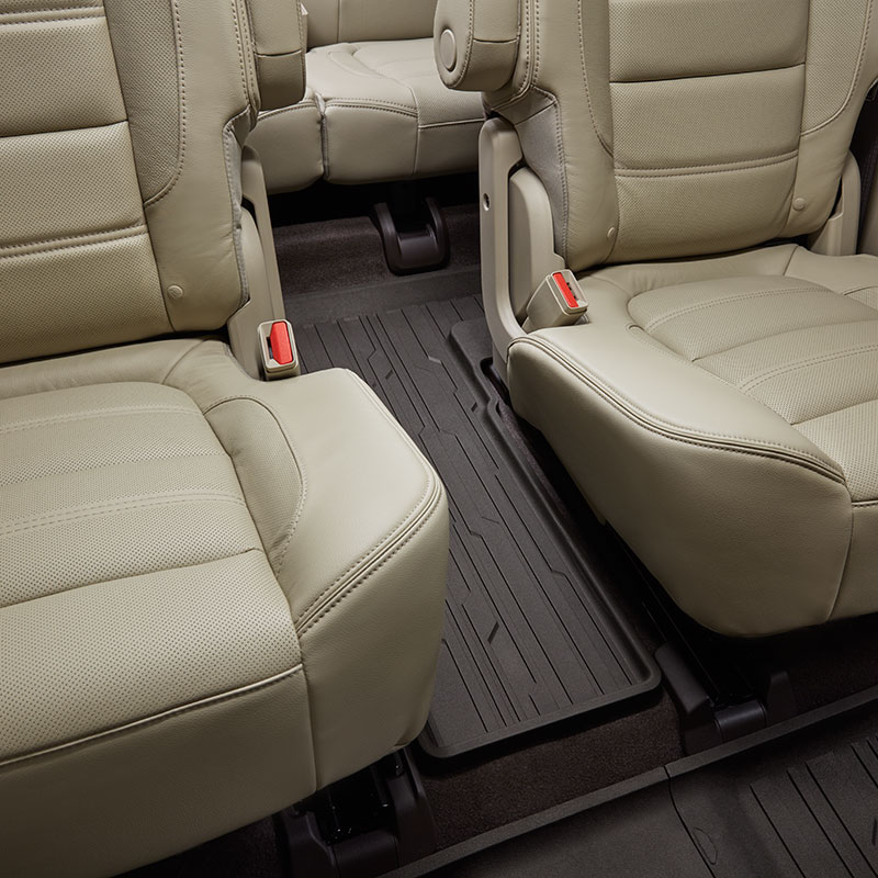 2017 Acadia Denali All Weather Third Row Floor Liner
