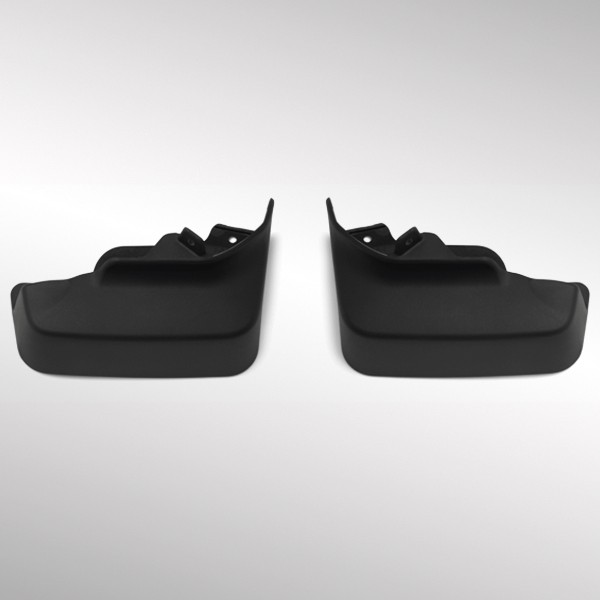 2015 LaCrosse Molded Splash Guards Front, Carbon