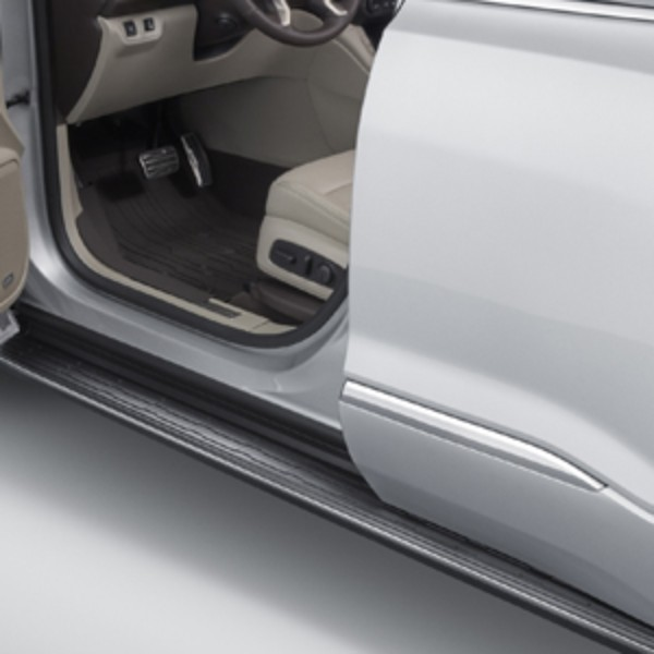 2017 Acadia Molded Assist Steps